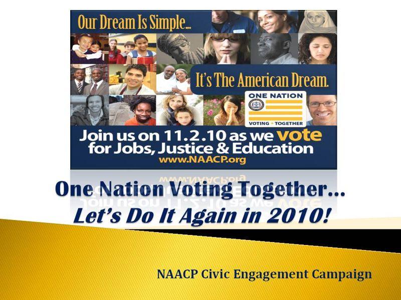 NAACP GOTV Presentation[1]