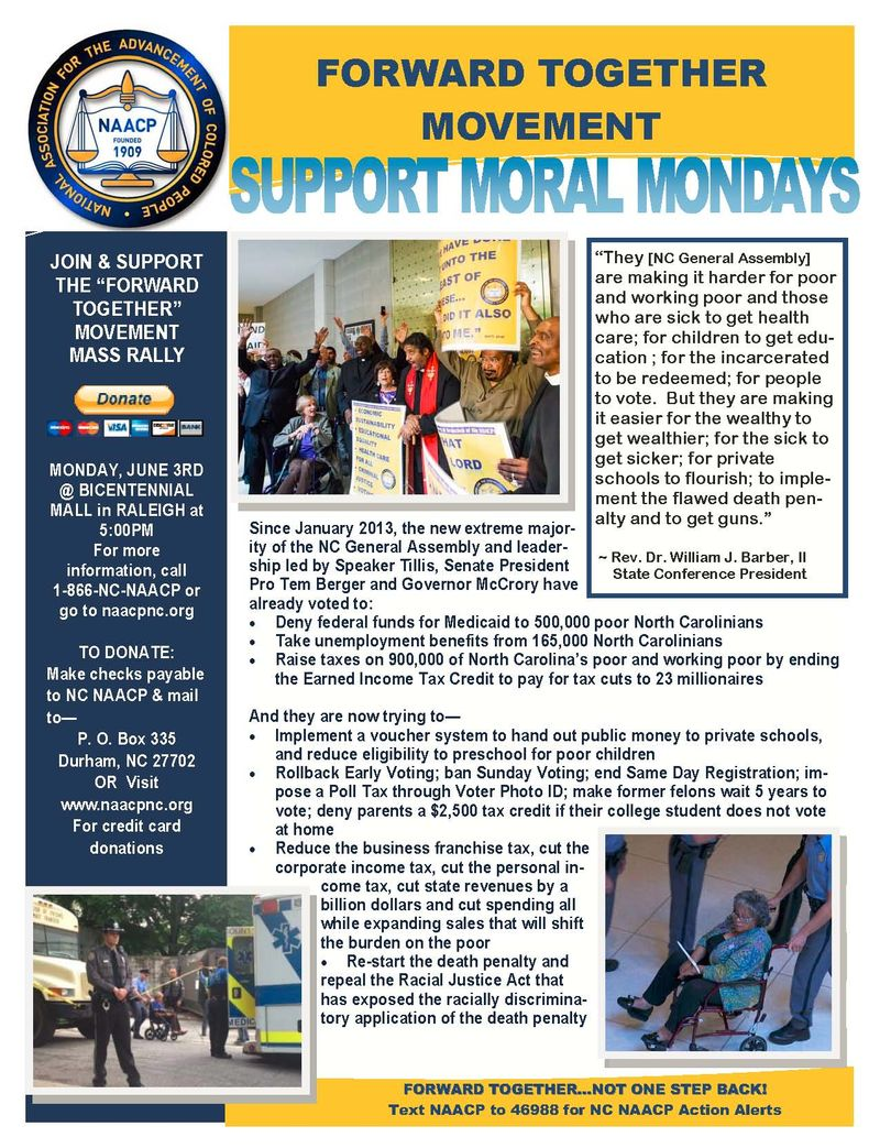 Moral Monday flier FINAL BICENTENNIAL MALL (1)
